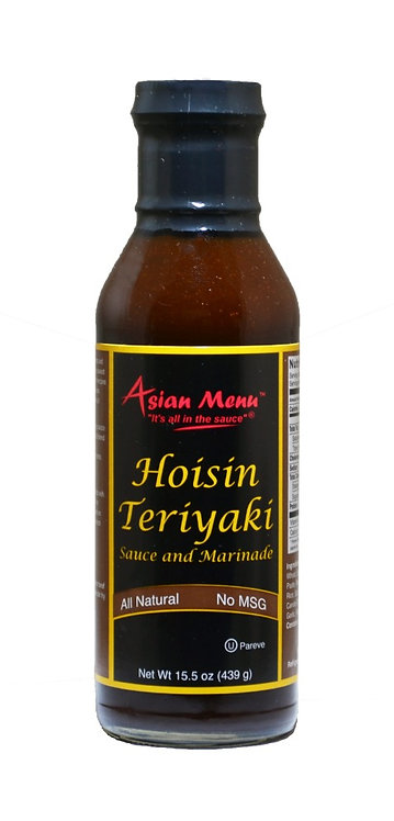Hoisin Teriyaki Sauce