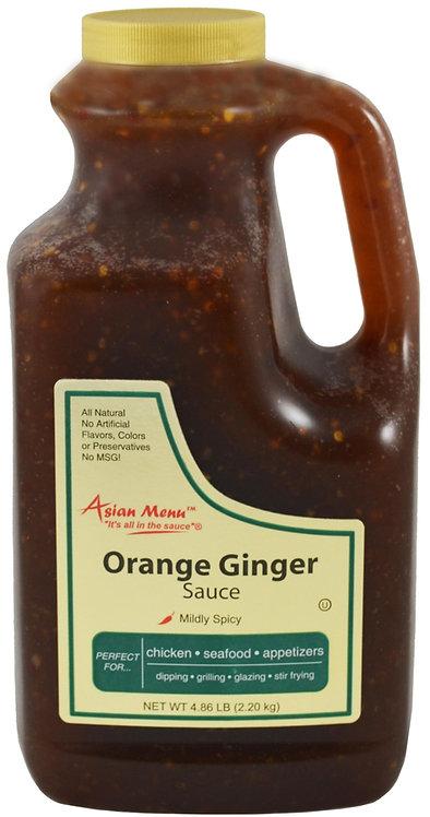 Orange Ginger Sauce