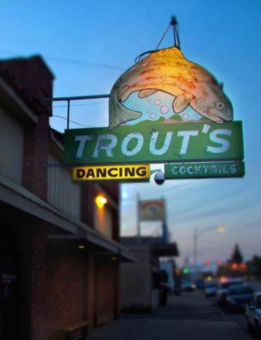 Trout's est 1957