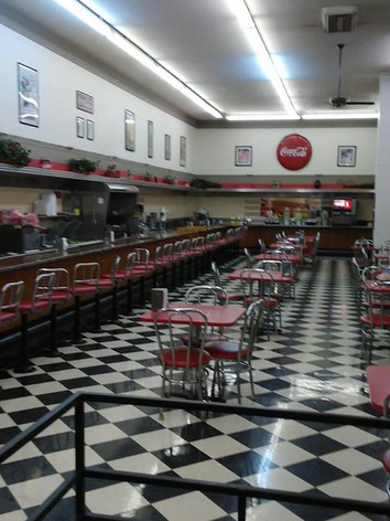 Woolworth's Diner