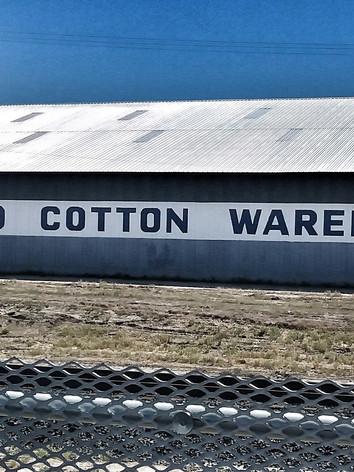 Bakersfield Cotton Warehoouse