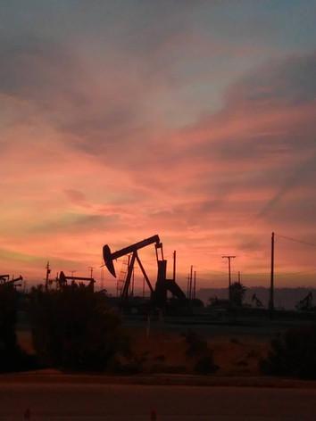 Chevron Kern River Oilfield
