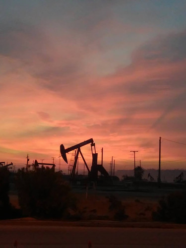 Chevron Kern River Oilfield