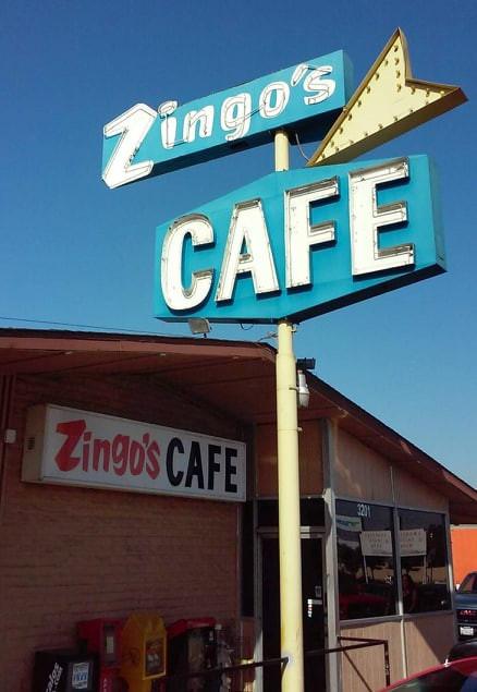 Zingo's Cafe