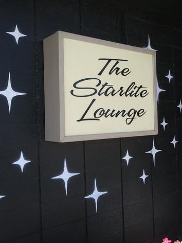 Silver Fox/Starlight Lounge