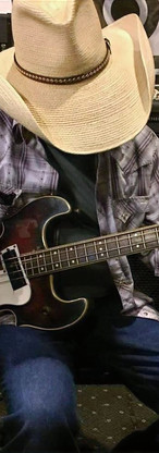Bass of Bill Woods, Father of the Bakersfield Sound