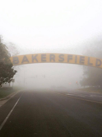 The Bakersfield Sign
