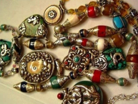 The Truth about Tibetan Beads