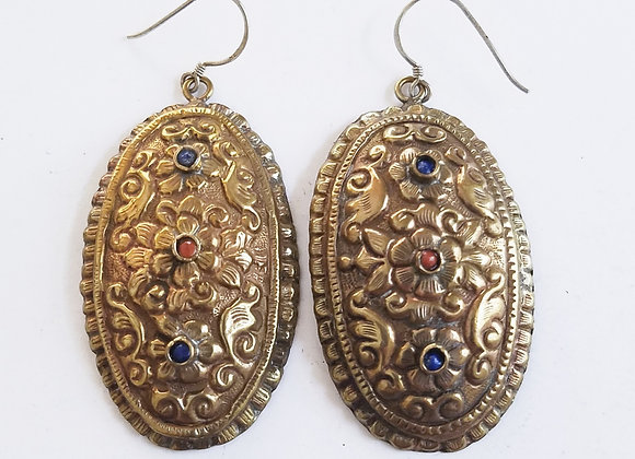 Set of Two Earring components