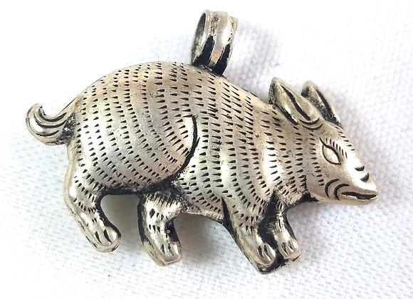 Tibetan Animal Pendant