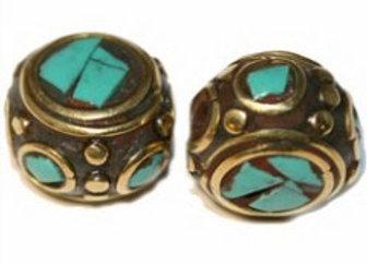 Tibetan Turquoise Small Bead