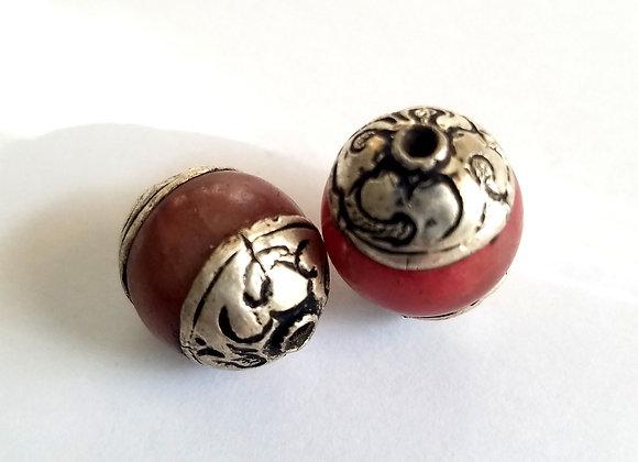 Candy Jade Bead