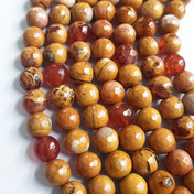 Gemstone beads for Mala and Jewelry