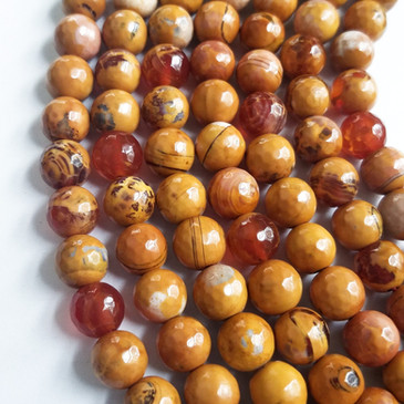 Gemstone beads for Mala