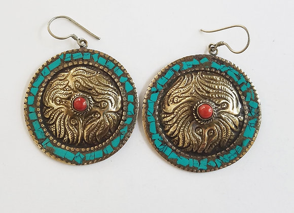 Two Earring components