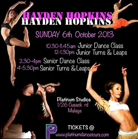 HAYDEN HOPKINS