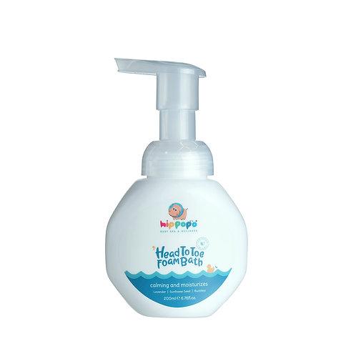 Head To Toe Foam Bath