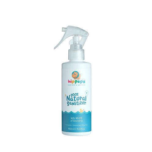 100% Natural Sanitizer 150ml
