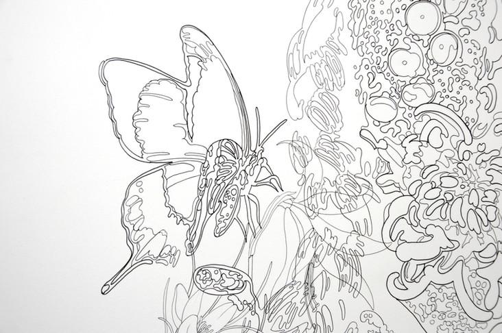 Juliette clovis contemporary jungle