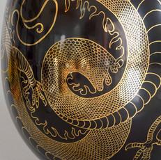 Juliette Clovis, porcelain egg