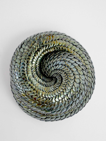 Green Ammonite