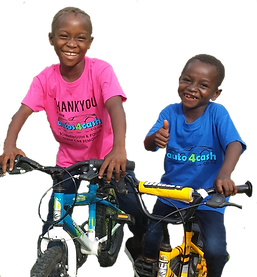 by Donating a car in Dorset ables to Bless an orphan child in Africa supporting vision7.org