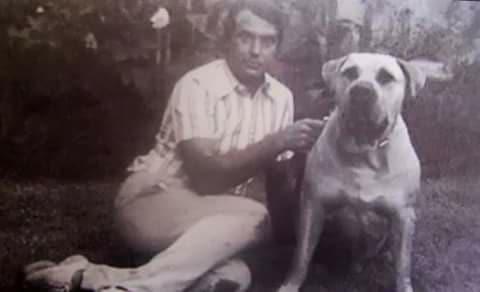 old presa canrio picture