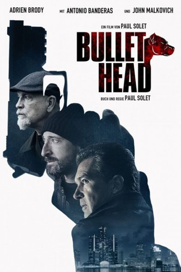 Bullet Head Movie Case