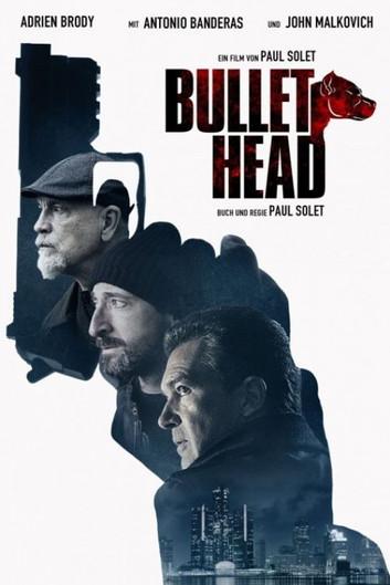 Bullet Head Movie Case