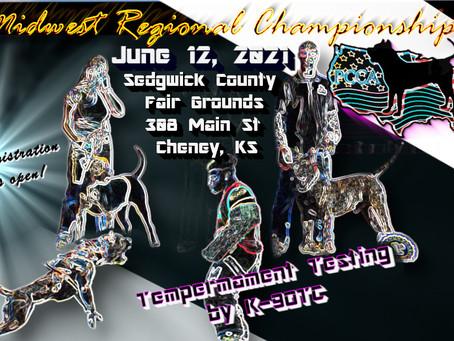 2021 Midwest Regional Championship