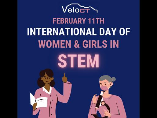 International Day of Women & Girls in STEM!
