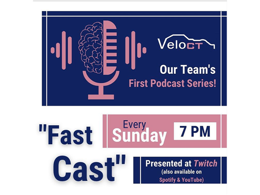 Our Team's First Podcast Series!