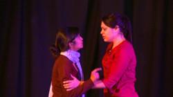 Radhika Aggarwal & Ariane Barnes in The Hidden Room