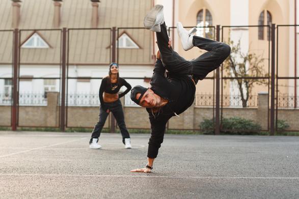 Danslinjen danslektion 2020