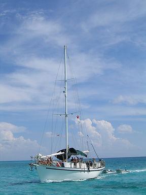 Pirates Lady, Explorer Ventures Diving, Bahamas