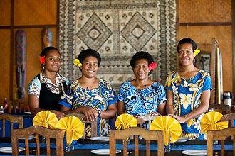 Amazing Staff at Beqa Lagoon Resort, Fiji