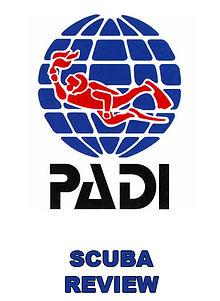 PADI Scuba Review