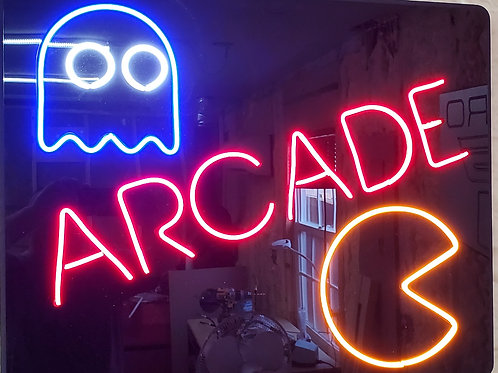 LED Neon Arcade Sign