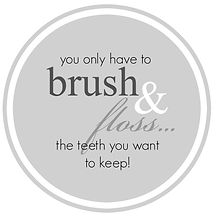 Brush and Floss at Village Orthodontics