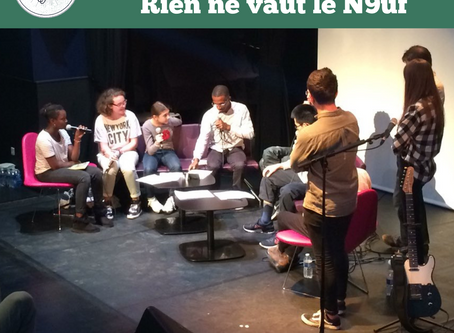 Lancement de la Radio #1 - Bonbons & Jeunesse avec Nevi ft. Watchers