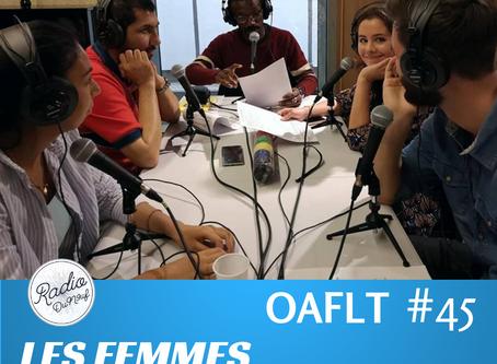 OAFLT #45 - Les femmes dans les séries