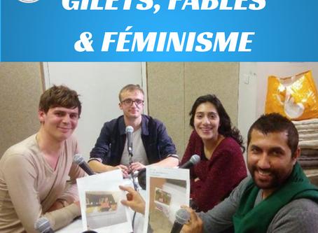 OAFLT #51 - Gilets, Fable et Féminisme