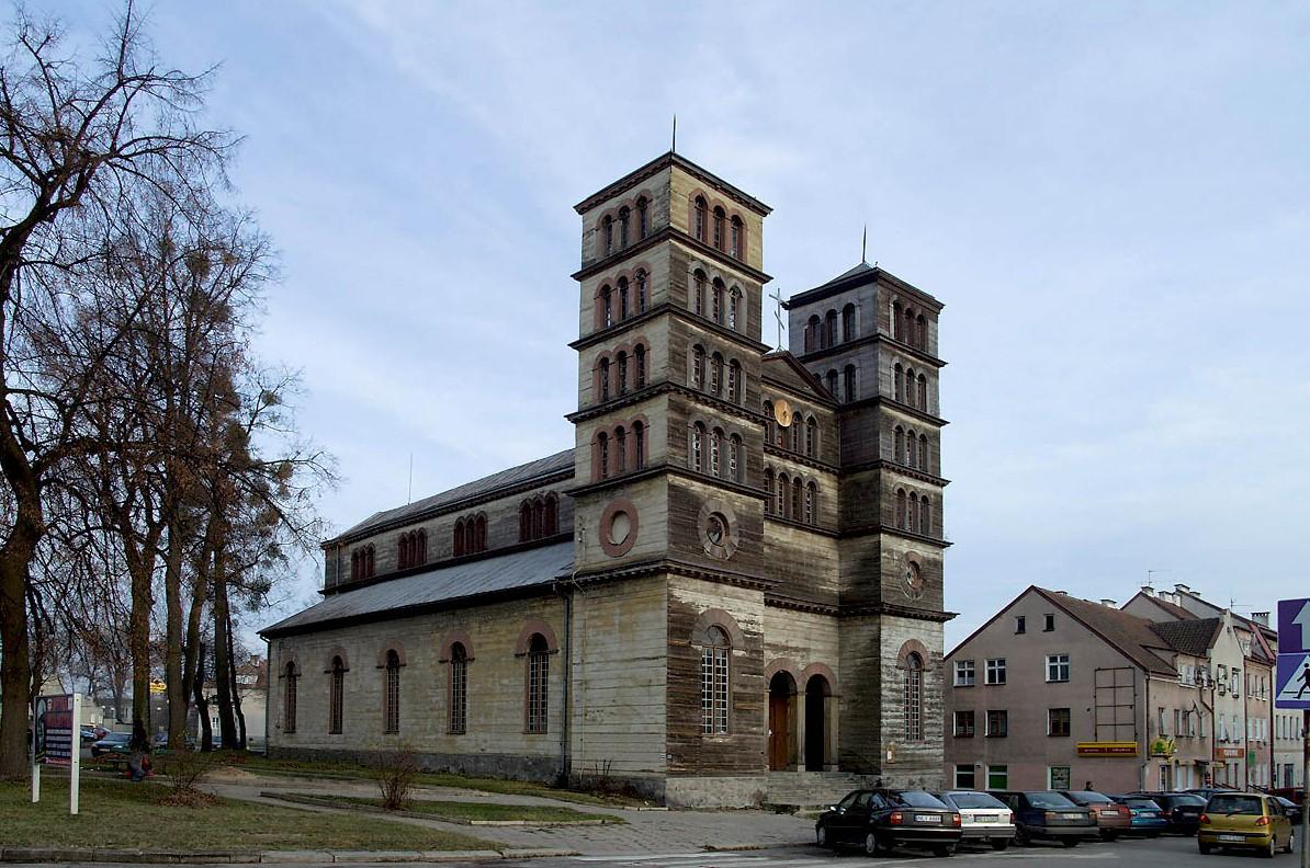 Cerkiew w Lidzbarku Warmińskim