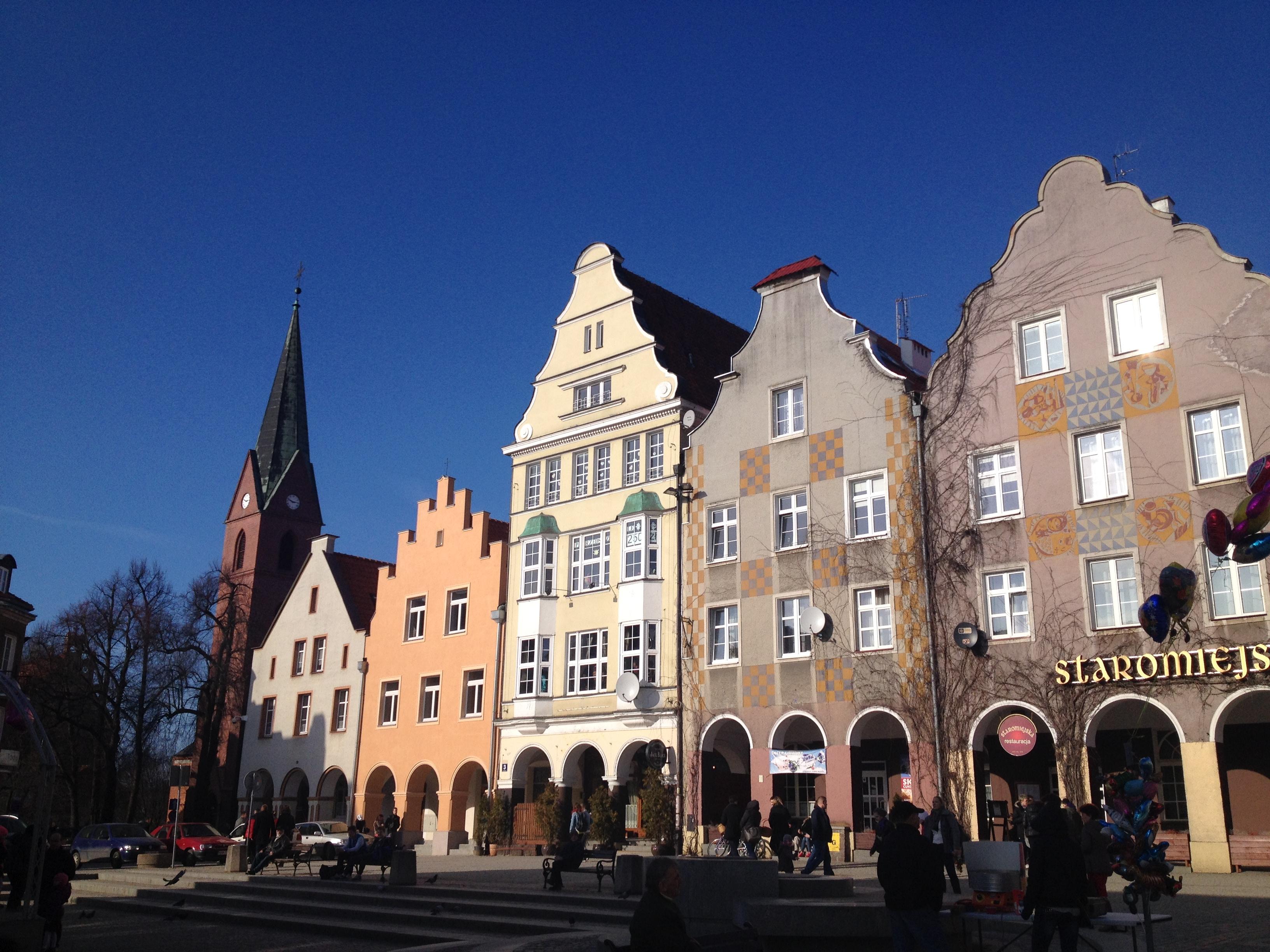 Kamieniczki Starego Miasta