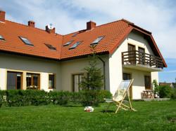 Żwirokiejka - dom całoroczny