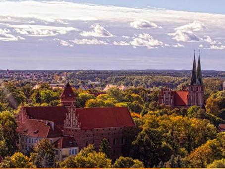 Zwiedzajcie Olsztyn