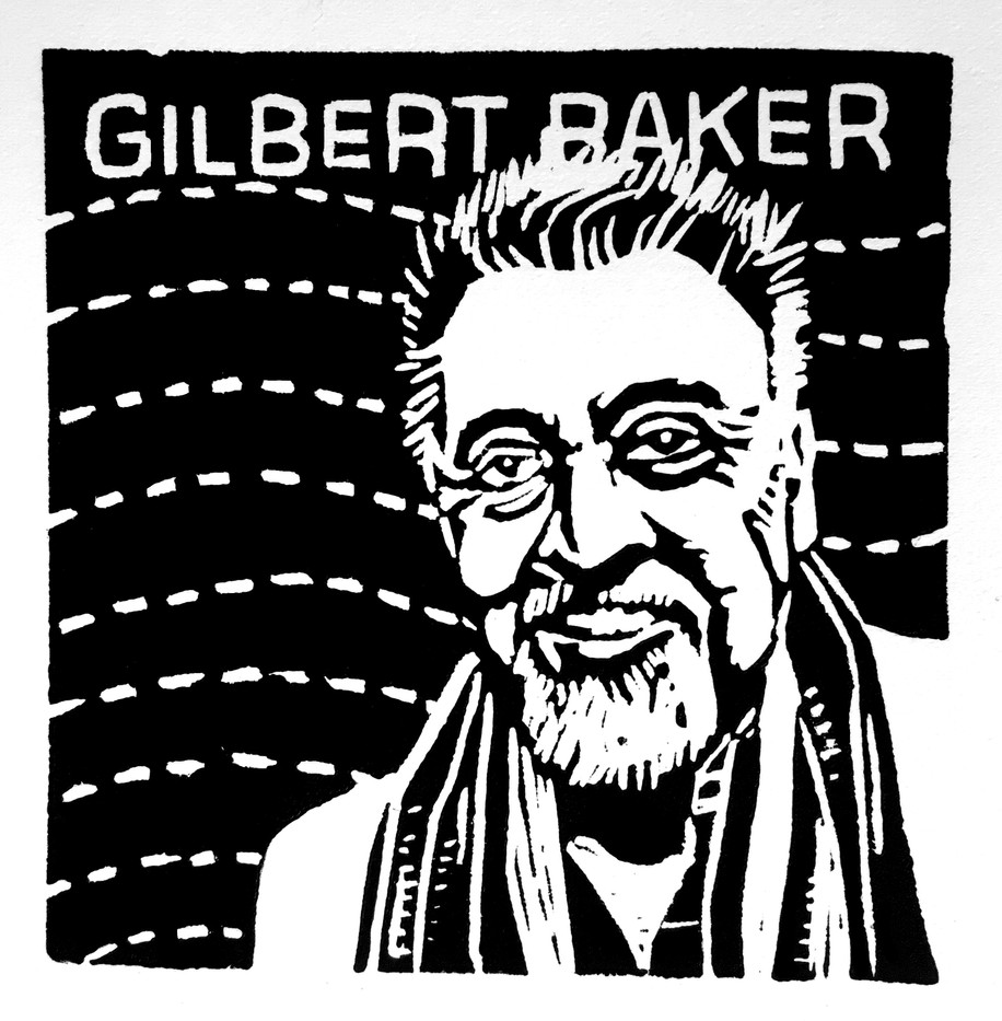 Gilbert Baker by Pecos Pryor