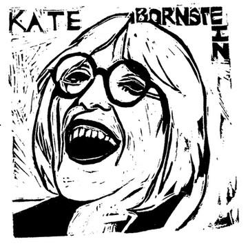 Kate Bornstein by RRHS GSA Student