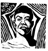 Alvin Ailey by Katrina Pisetti