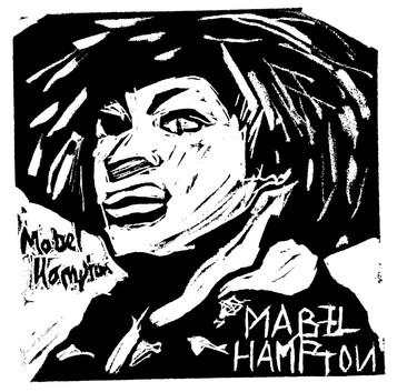 Mabel Hampton by RRHS GSA student